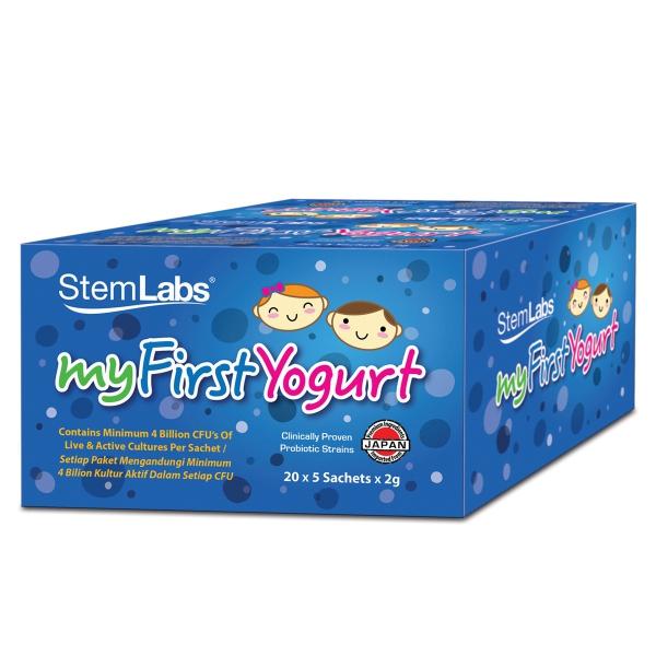 My First Yogurt 20 x 5 sachets x 2g - Gut Health